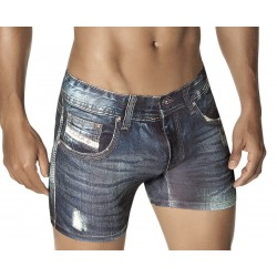 Boxer Clever Jean, Jean Denim