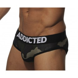 Jockbrief Addicted Camouflage, Jock Brief
