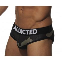 Jockbrief Addicted Camouflage, Jock Brief