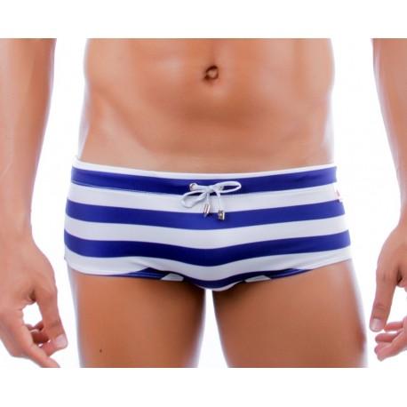 Boxer de bain JOR Bleu, Lines