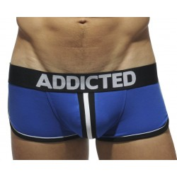 Jockboxer Addicted Bleu, Double Piping Bottomless