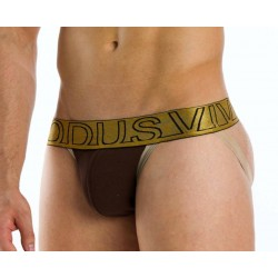 Jockstrap Modus Vivendi Marron, Earth