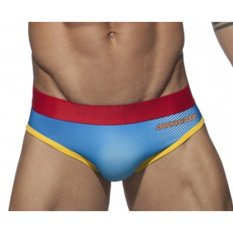 Slip Addicted Hero Brief