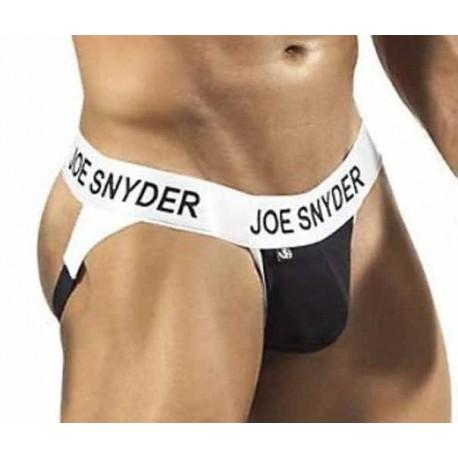 Jockstrap ActivWear Noir Joe Snyder