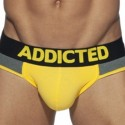 Jockstrap Spacer Jock Addicted AD807 jaune
